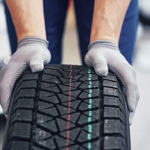 Replacement Tyres & Glass