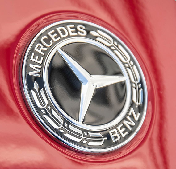Mercedes Benz Approved