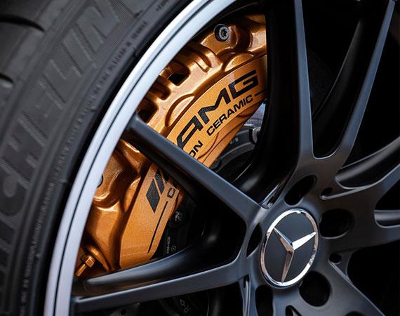 Mercedes  Benz Aluminium Repairs